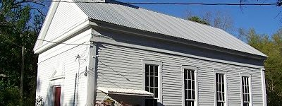 SUNDAY SOLILOQUY: Bygone Memories of Small Country Churches