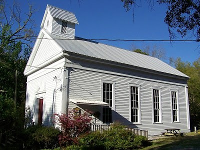 Daphne Methodist Church, oldest on Eastern Shore of Mobile Bay