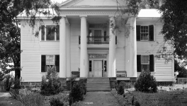 Alpine Plantation, beautiful home built in 1858 in Talladega County, Alabama