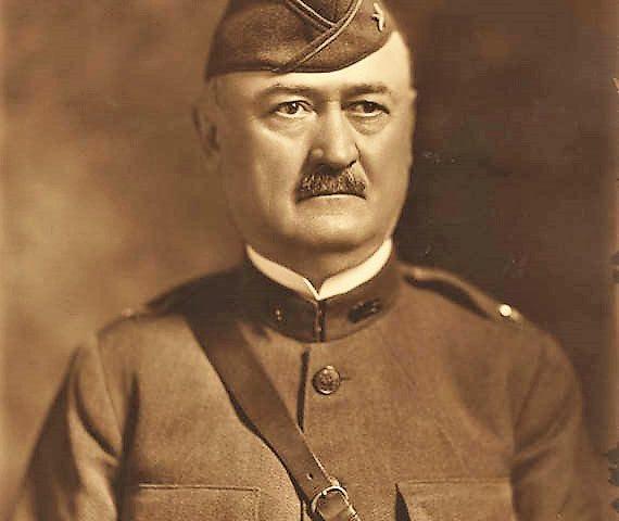 BIOGRAPHY: Gen. Robert E. Steiner born 1862