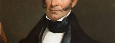 PATRON + Gov. John Gayle was a very popular governor of Alabama.