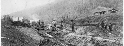 Letters home from the California gold rush