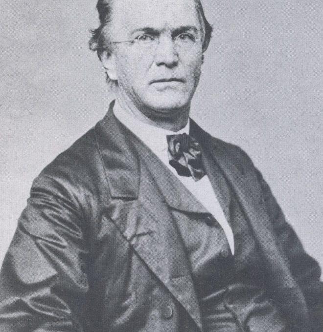 BIOGRAPHY: Benjamin Cudworth Yancey (1817-1891)