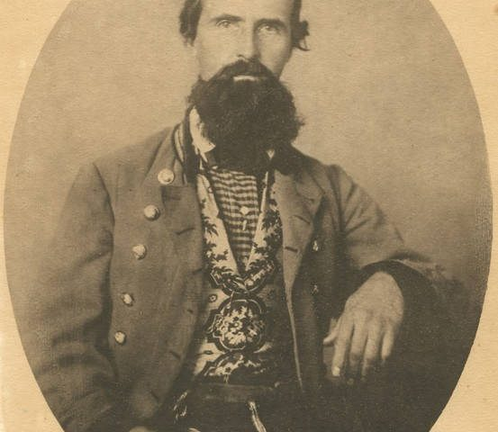 PATRON + The trip home to Alabama after the Civil War – true story