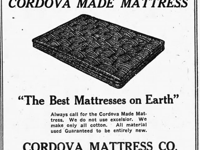 PATRON – Cordova, Alabama 1920 – many marriages in month of February