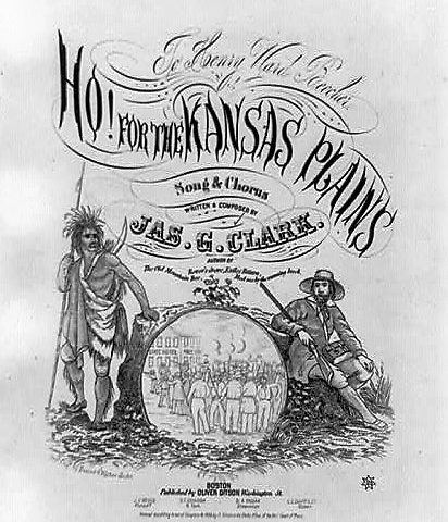 Patron+ The migration of 400 men from the South to Kansas in 1855 – Part III