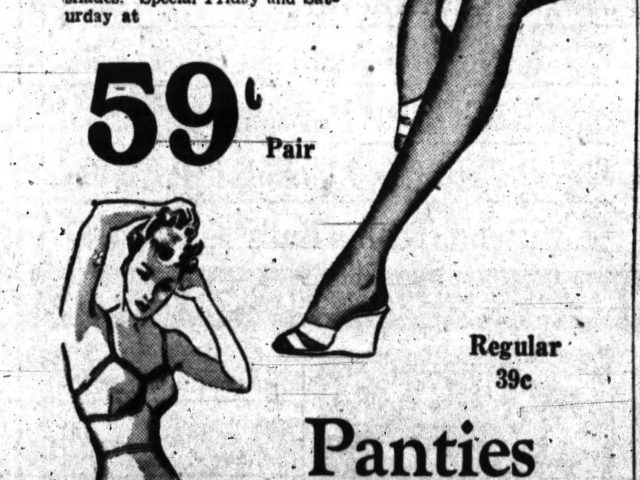 PATRON + GOOD OLE DAYS -Advertisements in 1940 Anniston – How many stores still exist?