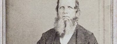 Biographies of the Delegates to the Alabama Secession Convention Part XIII