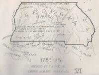 Result of Yazoo Land Fraud, Swindlers & Alabama Fever