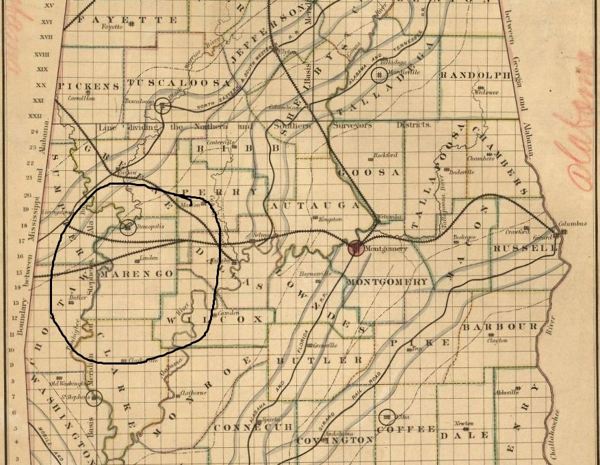 PATRON – April 11, 1866, Personal news in Demopolis after the Civil War ended