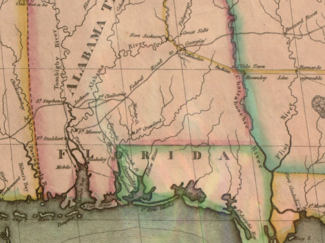 Before The Federal Road – Lorenzo Dow made his way through the wilderness