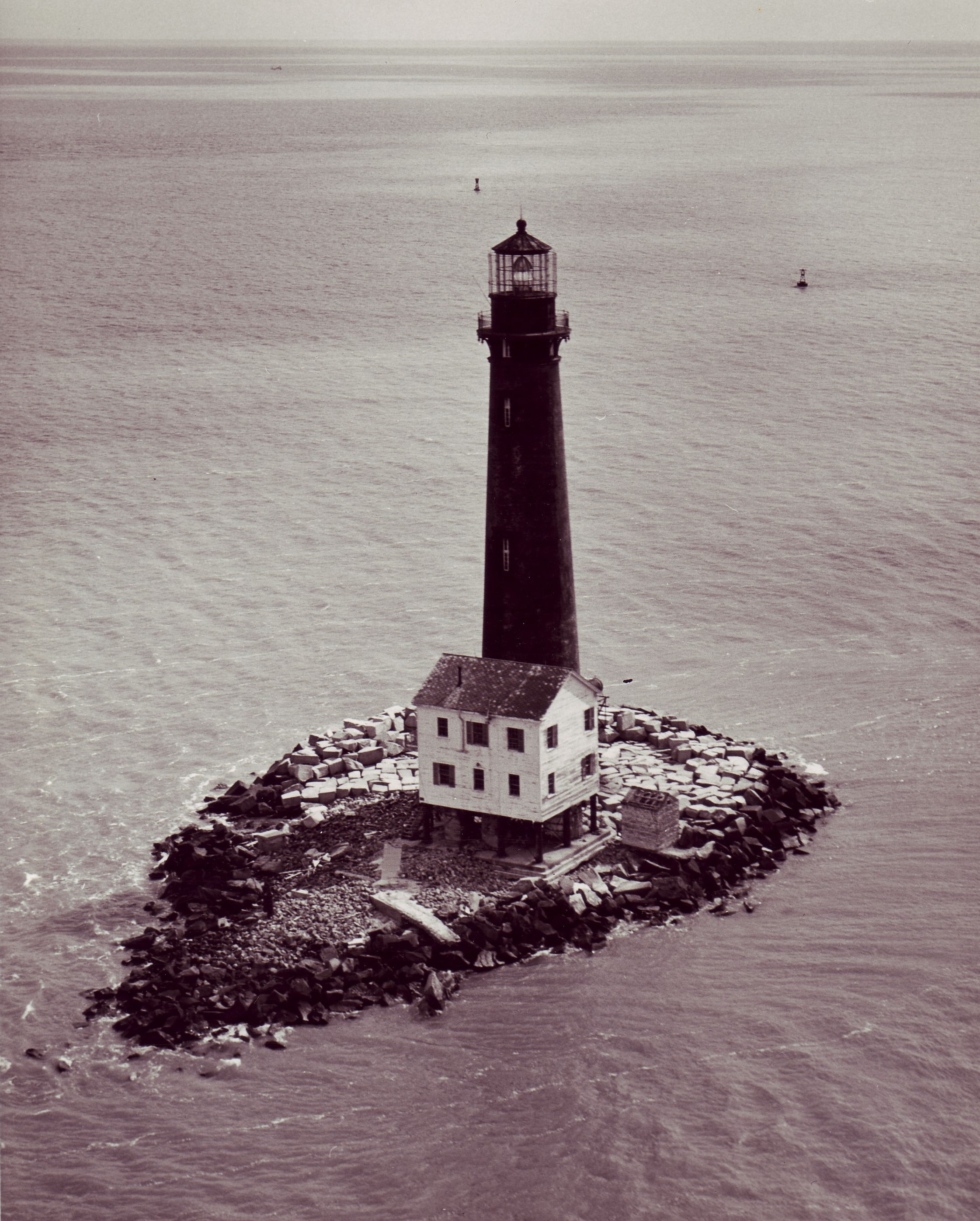 Once invaluable, only one active lighthouse remains on the Alabama coastline