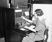 The life of a Telephone operator and executive in Eufaula in 1939