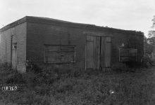 Alabama Courts were held in blacksmith shops