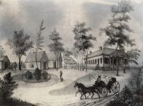 Vice-President William Rufus King and his planned city