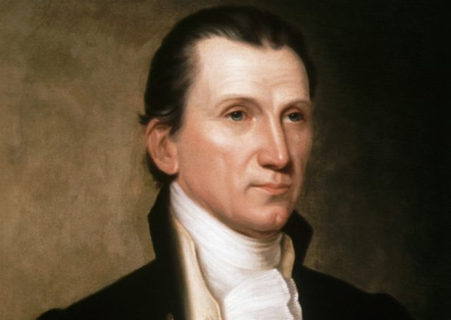 On June 1, 1819, President Monroe surprised Huntsville, Alabama citizens with a visit