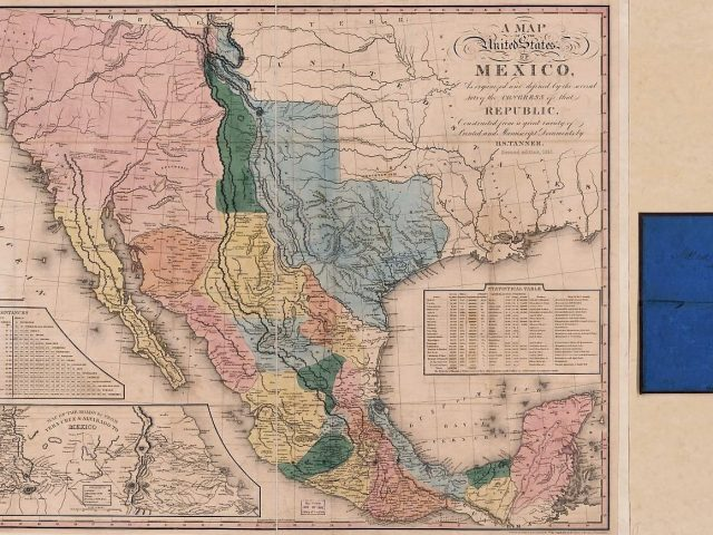 Part 4 Alabama in Mexico War – personal letter about the war