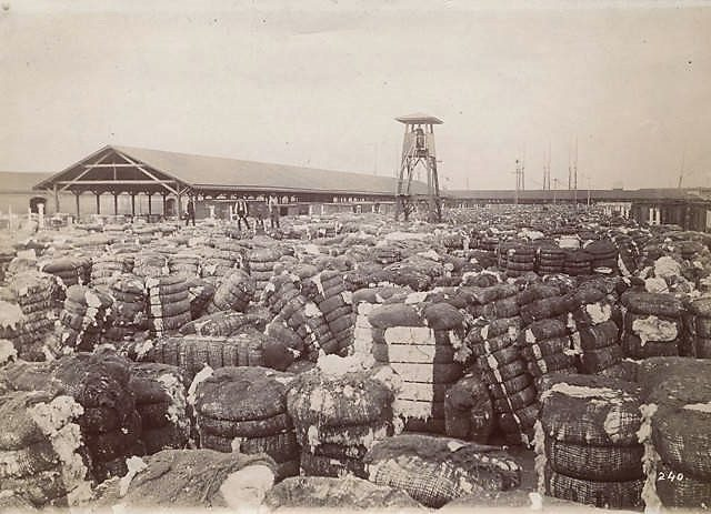 Patron+ Anniston, Calhoun County, Alabama shipped cotton goods to China in 1883