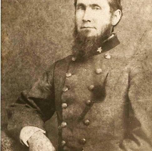 Patron – Muster Roll of Captain D. S. Troy's Infantry Company