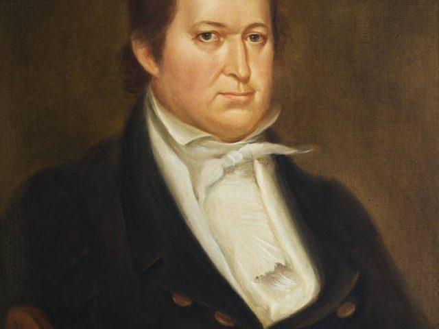 PATRON + Son of Revolutionary War, Gov. John Murphy settled in Clarke County
