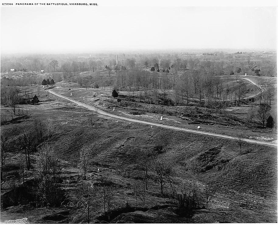 Patron+ Part 3 - War Diary of Dr. Joseph Dill Alison - Vicksburg siege
