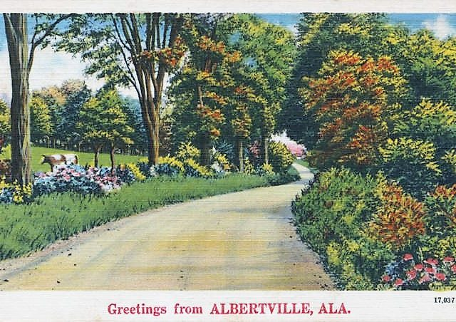 PATRON + Laid waste by a tornado in 1908, Albertville, Alabama rose again from the ruins