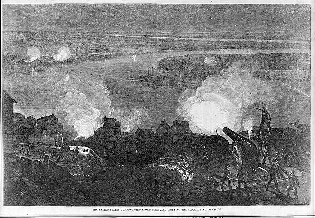 Patron+ Part 2 War Diary of Dr. Joseph Dill Alison - Vicksburg