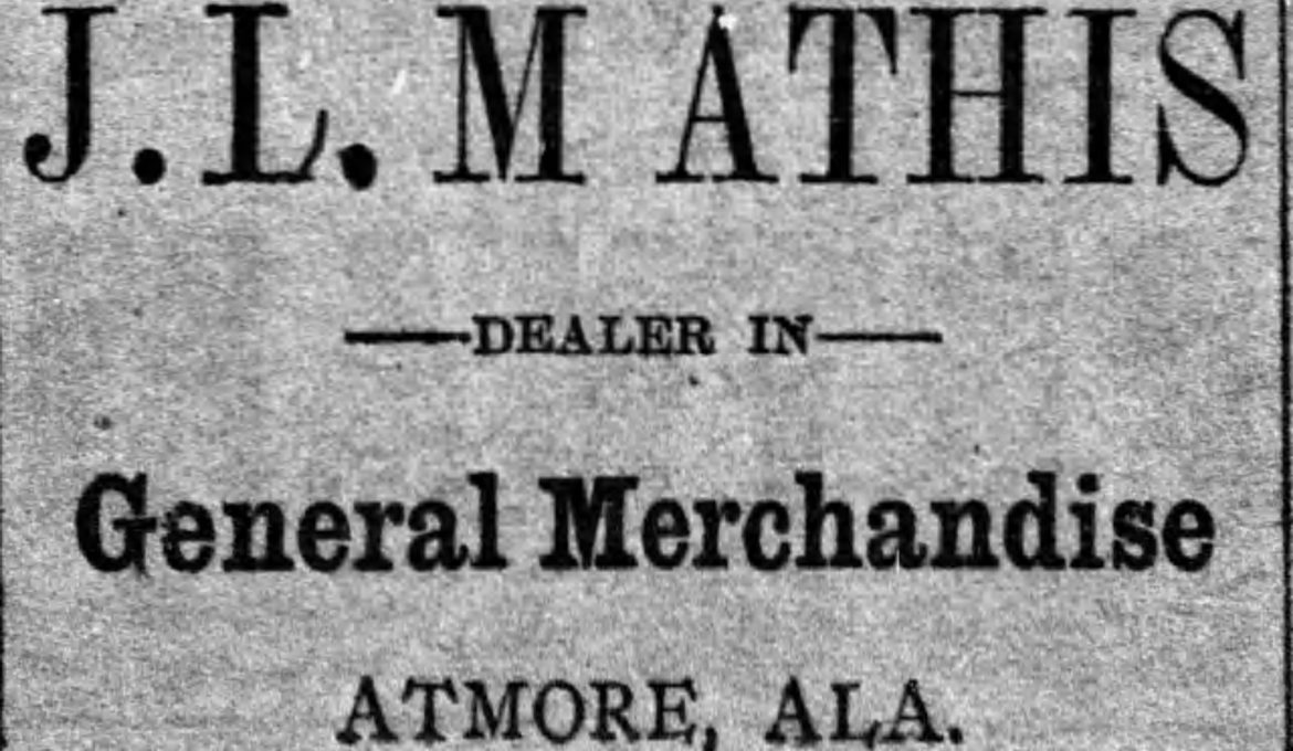 Patron – September 18, 1903 – Some Atmore farmers were interested in growing strawberries