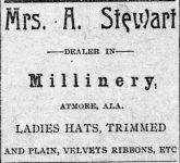 Patron – Shirleys on bail, baby drowned and school starts in Escambia County, September 1903