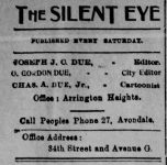 Patron – December 14, 1901 – Tuscaloosa elephant piano Montevallo murder, Bank runner missing, and Lawrence Co. murder, and more