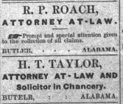 Patron – Choctaw County News – measles were prevalent in 1890