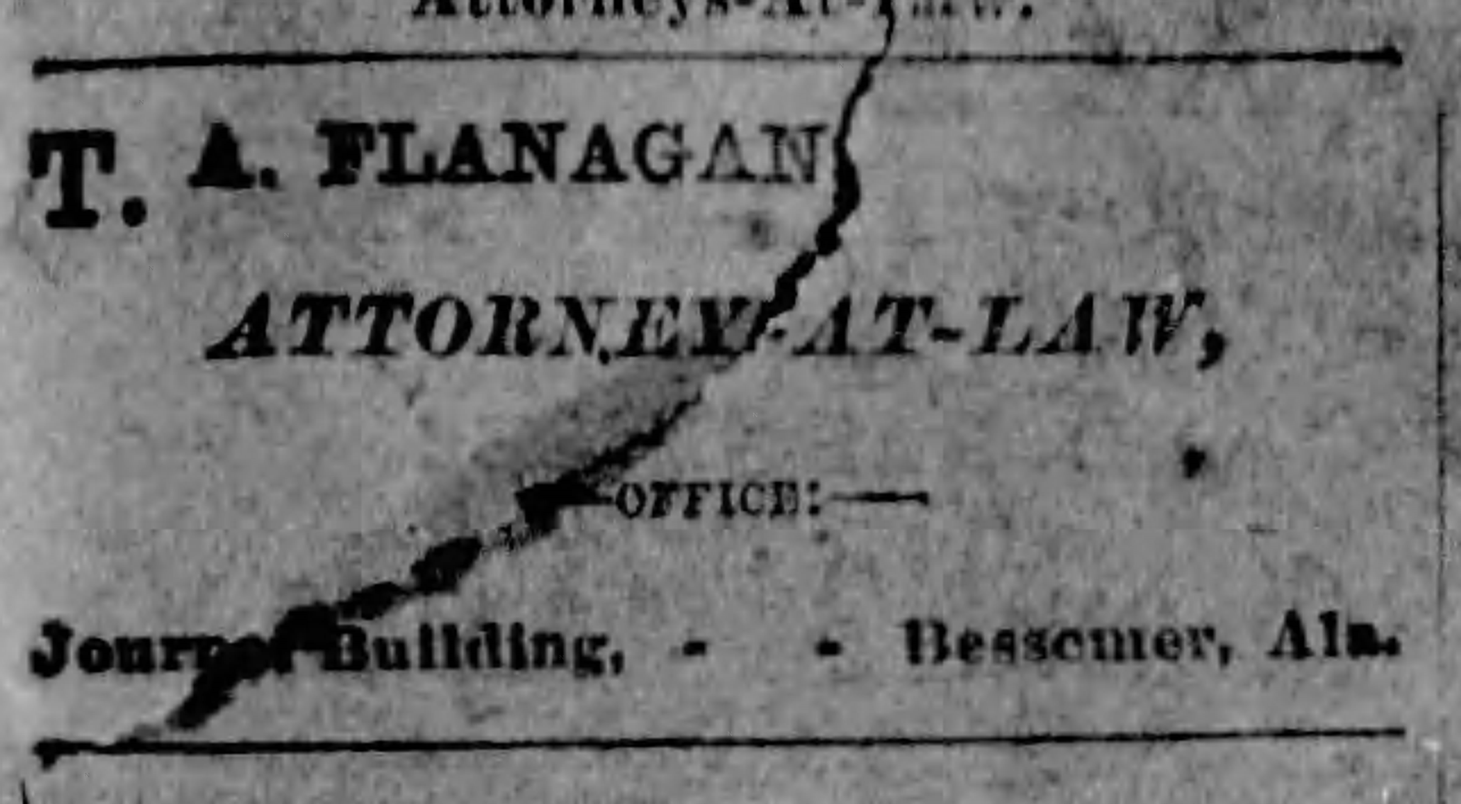Patron - German must have had an additional meaning in Bessemer in 1888 according to this news article