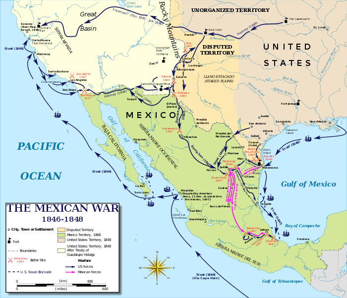 Part VIII Mexican War Reminiscences by Judge Zo. S. Cook