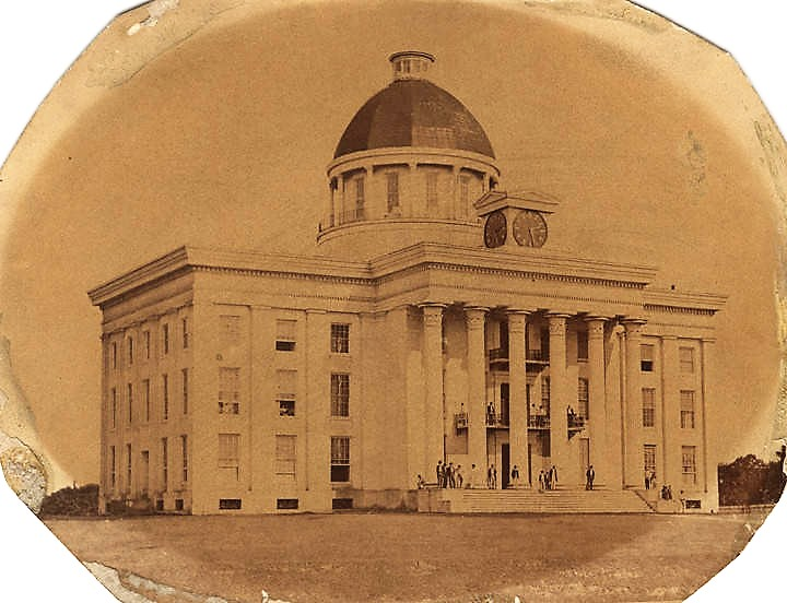 Patron – Names of Alabama Legislature and Senate members during the War Between the States year 1864