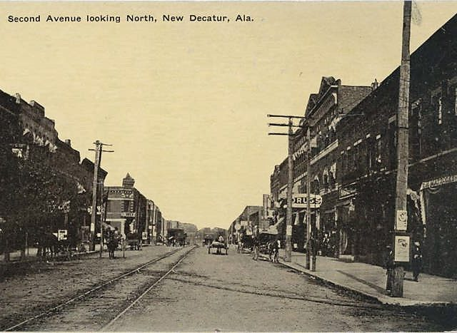 Patron+ Happy Birthday to the Decatur Daily – February 26, 1912!