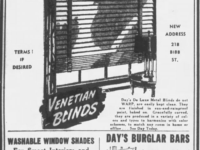 Patron+ GOOD OLE DAYS -Venetian Blinds – How did you clean them?