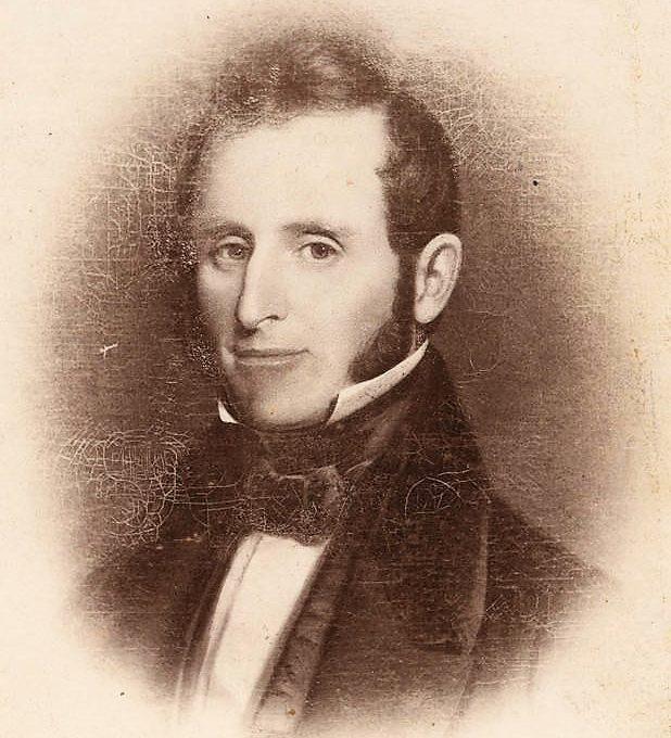 PATRON + Gen. LaFayette Letters – A letter from General Thomas Farrar about LaFayette's written March 15, 1825