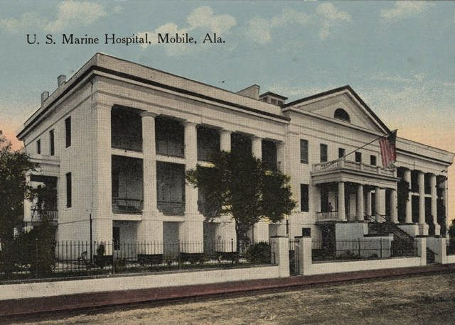 PATRON + Marine Hospital of Mobile