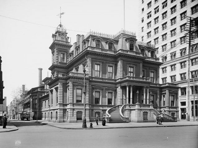 Secret political society – Union League of America
