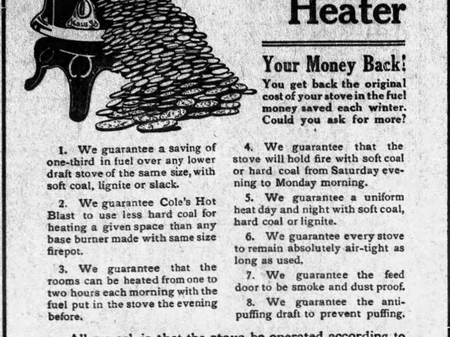 PATRON+  Business news, socials and sales in Grand Bay October 1, 1915
