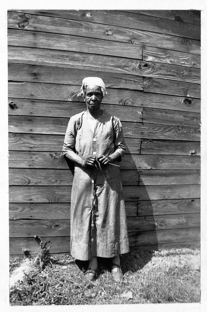 PATRON+  Siney Bonner – former slave in Pickens County