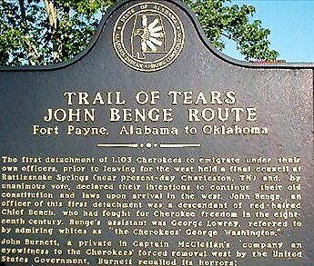 PATRON + Trail of Tears - Congress acts