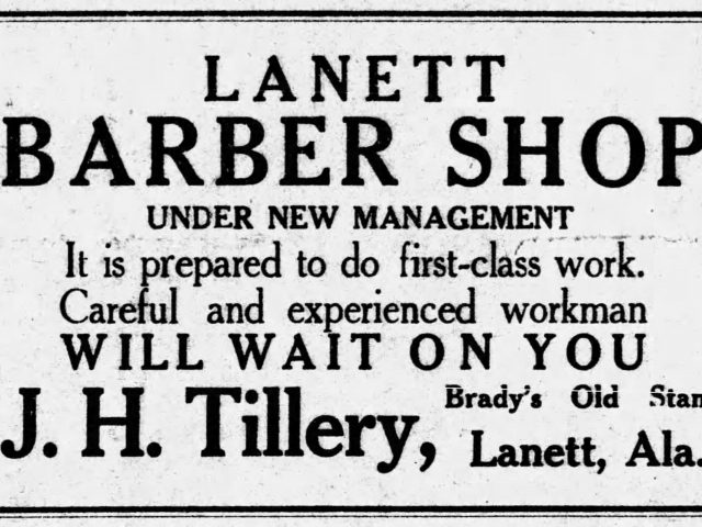 PATRON – Local and Personal News from Lanett, Alabama on February 17, 1916