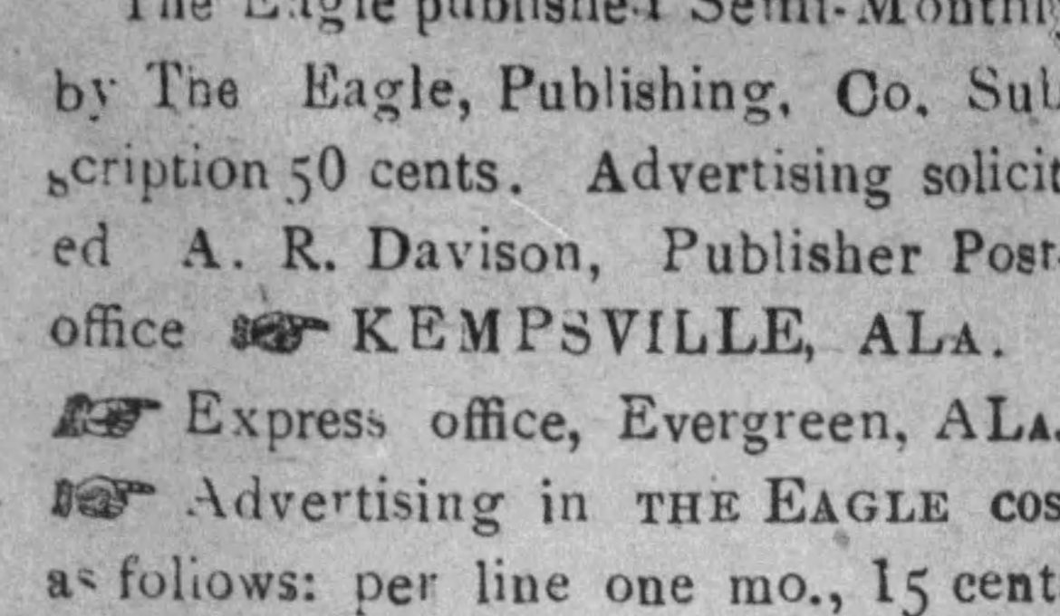 PATRON – African-American newspaper – Names of the dead on the Maine, visitors and deaths in 1899