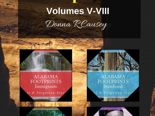 Alabama Footprints Series – now combined!