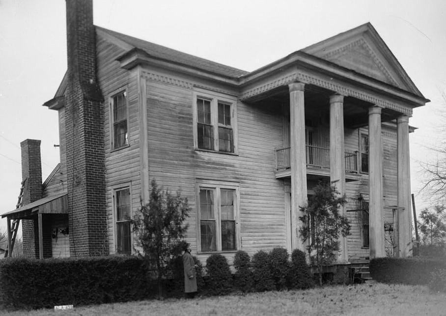 PATRON + Pioneer Talladega, Its Minutes and Memories Chapter 4 – Ruffin Curtis killed John Kibbler