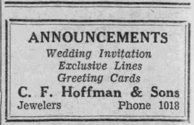 PATRON – Social News and names from Glencoe, Alabama March 1932