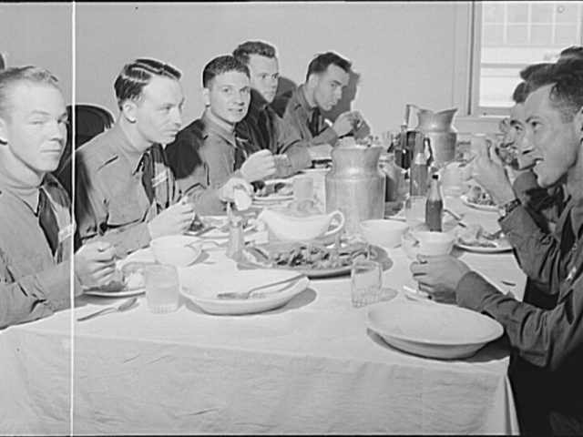 PATRON + (Old Photos) Alabama farmers supplied food for WWII soldiers – Part III