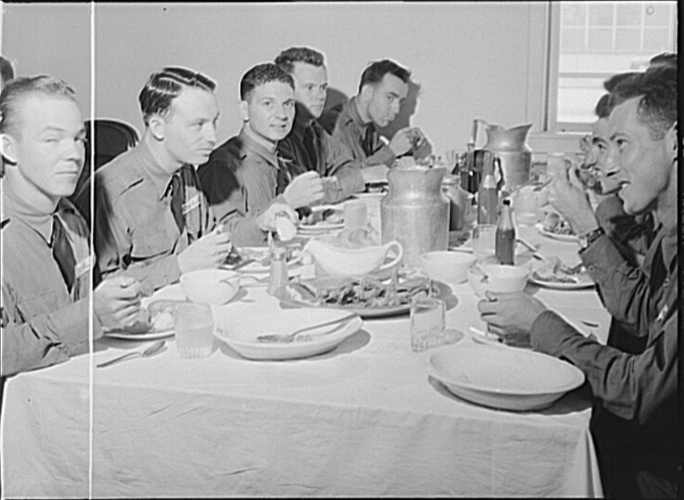 PATRON + (Old Photos) Alabama farmers supplied food for WWII soldiers - Part III