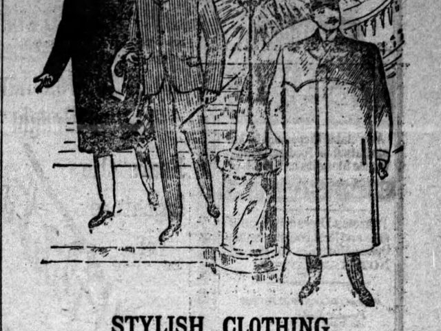 PATRON – News from the towns of Hyatt, Cottonville, and Mount Vernon in 1903